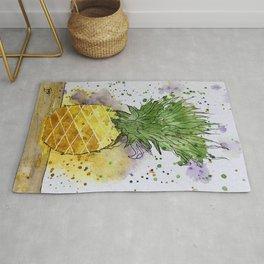 Pineapple Crush Rug