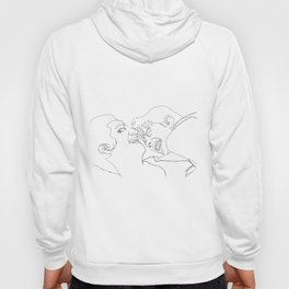 continuous love Hoody