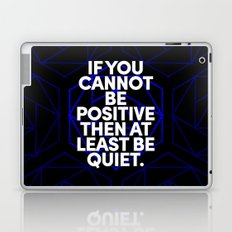 Joel Osteen Quote Laptop & iPad Skin