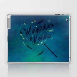 Wingardium Leviosa! Laptop & iPad Skin
