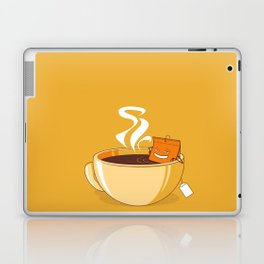 Sauna time Laptop & iPad Skin