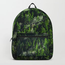 Forest pattern Backpack