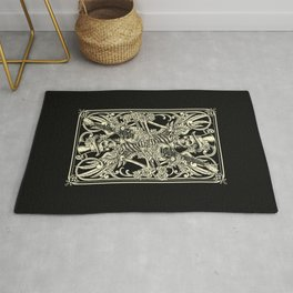 Gothic Player Rug