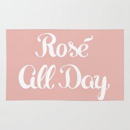 Rosé All Day Rug