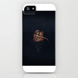 sky lovers iPhone Case