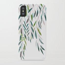 Eucalyptus Drop  iPhone Case