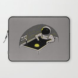 Space bath Laptop Sleeve