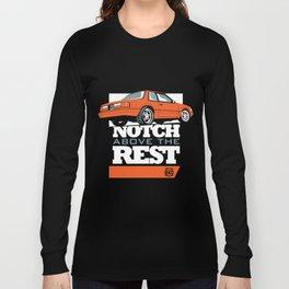 Notch Above the Rest Long Sleeve T-shirt