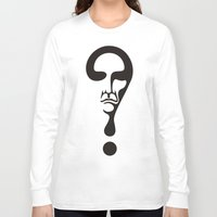 the who Long Sleeve T-shirts featuring Who by Matiyas