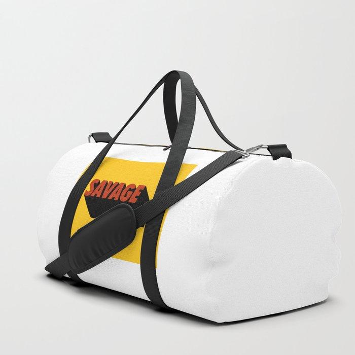 Savage 08 Duffle Bag