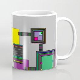 Amelia Panels Coffee Mug