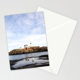 Nubble Light II Stationery Cards