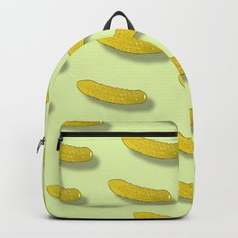 pickled cucumbers Backpack