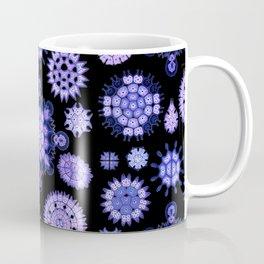 Ernst Haeckel - Melethallia (Purple) Coffee Mug