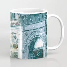 Snow Street Coffee Mug