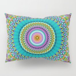 dreaming mandala Pillow Sham
