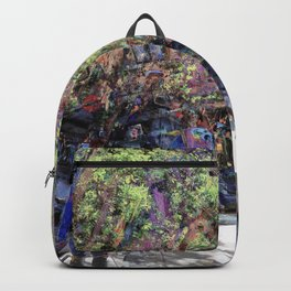 validating the predicated clenched heart rationale Backpack