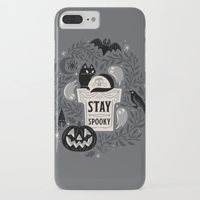 Stay Spooky iPhone Case