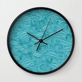 Cyclone Wall Clock
