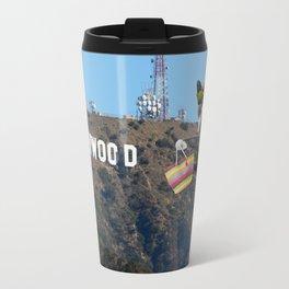 Ray in Hollywood Travel Mug