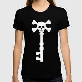 Pirate Treasure Key T-shirt