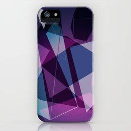Shape Color iPhone Case