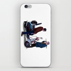 Jimmy Casual iPhone Skin