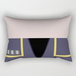 Jonathan Archer - Minimalist Star Trek: Enterprise ENT - Trektangle - startrek - USS Enterprise Rectangular Pillow