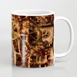 Inside the machine  2 Coffee Mug