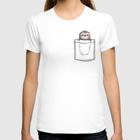 T-shirts featuring My Sleepy Pet by Picomodi