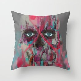 89-365_city-104 Throw Pillow