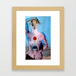 threechakras Framed Art Print