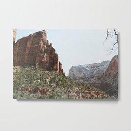 Zion I Metal Print