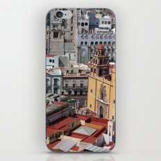 Guanajuato city views iPhone & iPod Skin
