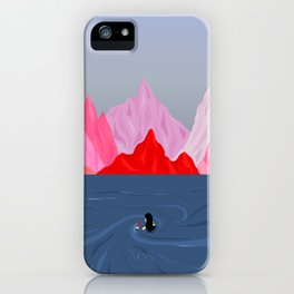 Within // Without iPhone Case