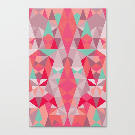 Simply II Canvas Print