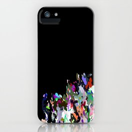 Signature Artwork pt 03 iPhone Case