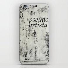 PSEUDOARTISTA iPhone & iPod Skin