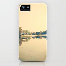 Lake Herrick- Athens, GA iPhone Case