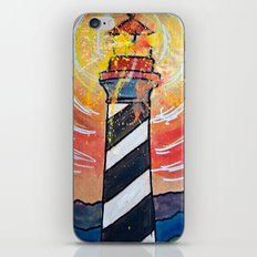Lighthouse Funk 1 iPhone & iPod Skin