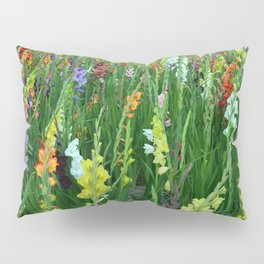 Field of flowers Pillow Sham