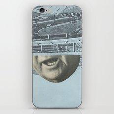 Road rage iPhone & iPod Skin