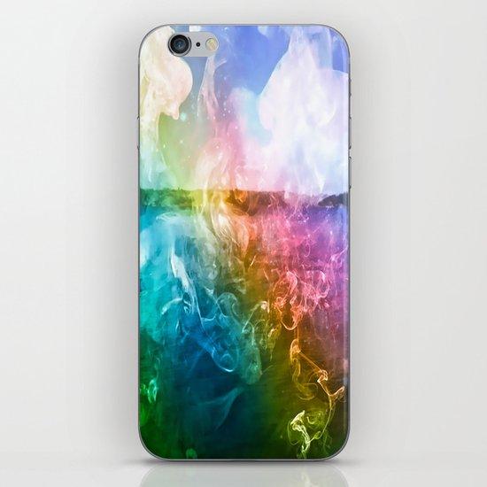Smoke on the water iPhone & iPod Skin