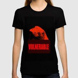 Vulnerable Komodo Dragon T-shirt