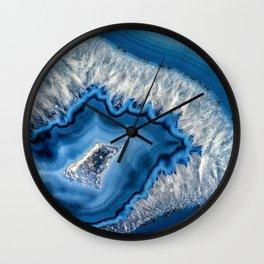Blue agate 3064 Wall Clock