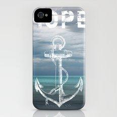 Hope Anchor Slim Case iPhone (4, 4s)