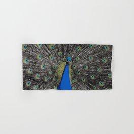 Peacock Hand & Bath Towel