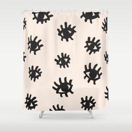ICU2 Shower Curtain