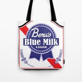 Beru's Blue Milk Lager Tote Bag