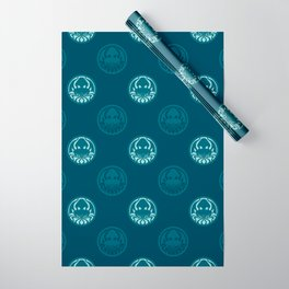 Myths & monsters: Cthulhu Wrapping Paper